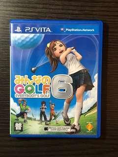 Psv game 全民golf (日)