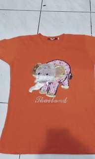 Baju gajah blink