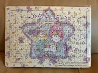 Little twin stars Puzzle砌圖日本Sanrio Gift Gate積分換領禮品