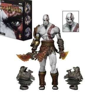 Neca God of war Figure PS4 Xbox