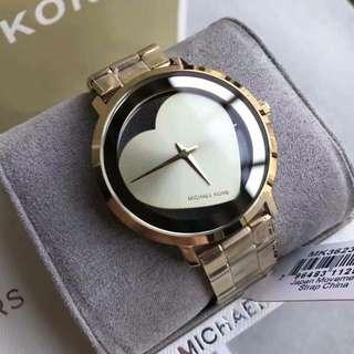 MK HEART AUTHENTIC WATCH