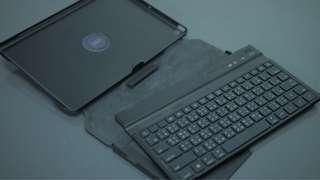 🚚 ipad 9.7吋 藍芽鍵盤/保護殼