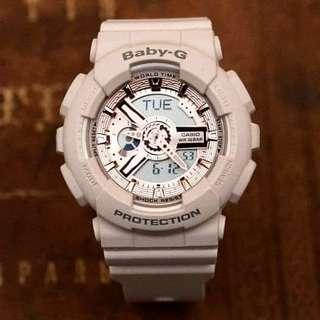 🚚 NEW🌟ARRIVAL in BABYG SPORTS WATCH : 1-YEAR OFFICIAL WARRANTY : 100% Original Authentic BABY-G RESISTANT ABSOLUTELY TOUGHNESS : BEST GIFT For Most Rough Users: BA-110RG-4ADR / BA-110RG-4A / BA110RG-4 / CASIO / BABYG / WATCH
