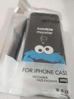 Iphone Cover - Cookie Monster Design
