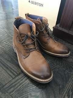Men's Brown Call it Spring boots shoes size 10