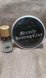 Bentonite Miracle Healing Clay