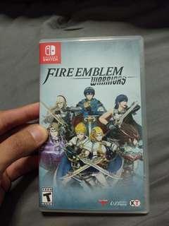 Used Fire Emblem Warrior Switch