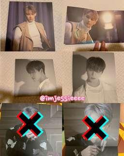 WTT Seventeen YMMD Behind The Scene Card