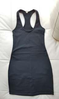 Lululemon long tank top/dress, size 2