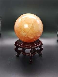 Yellow Crystal Ball 黃冰州球