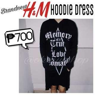 H&M Hoodie Dress