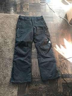 Men's Ripzone Black Snowpants size M