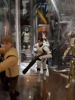 """Star Wars 3.75"""" Legacy Collection Space Trooper"""