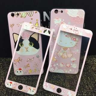Iphone 7/8 Plus Kimono Hello Kitty Casing