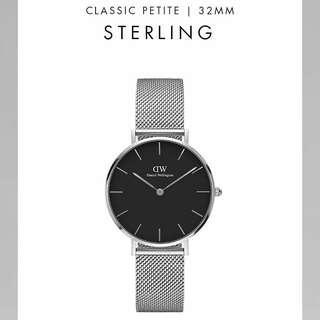 DW Classic Sterling Black