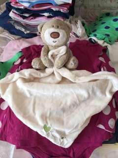 嬰兒安撫巾