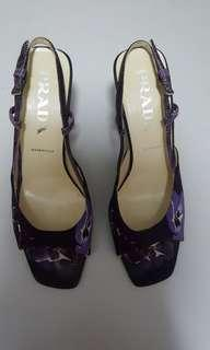 100% Real Prada High Heels Size 36.5