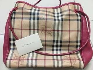 100% Authentic Brand New Burberry Tote Handbag #40% off from retails