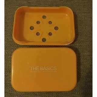 🚚 二手 簡約肥皂盒 香皂盒 肥皂盤 香皂盤 肥皂收納 香皂收納 浴室肥皂 廁所肥皂 肥皂收納盒 香皂收納盒 置物 浴室置物