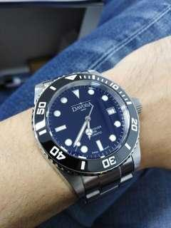 Davosa 500m diver watch Swiss made