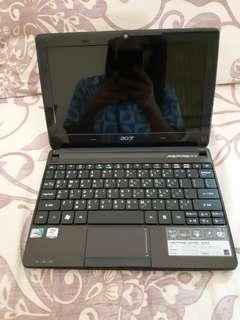acer notebook 10,1inchi