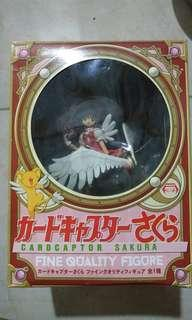 Sakura kinomoto furyu prize figure