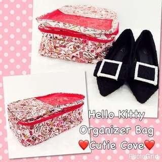 *IN STOCK IN SG* Hello Kitty Organizer Bag