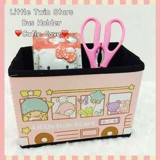 *IN STOCK IN SG* Little Twin Stars Bus Holder