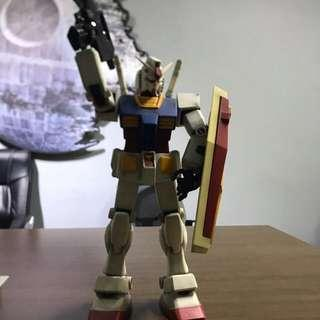 Gundam giant figure