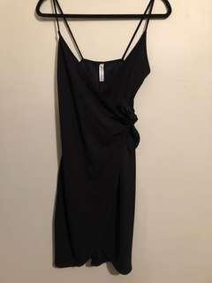BNNW Mendocino Room Service Black Dress