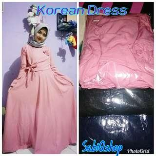 NEW!!! KOREAN DRESS