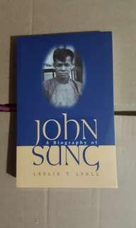 Biography of John Sung
