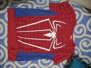 Spiderman terno