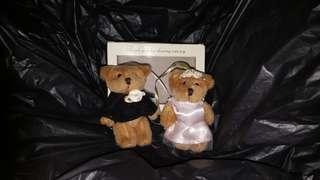 Teddy Bear (Bride & Groom)