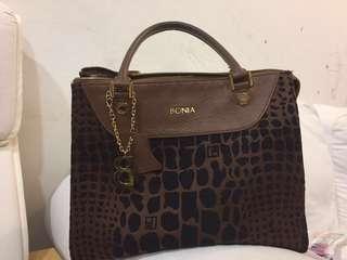 Lelong Bonia Handbag (beli dulu RM800)