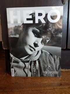 Nick Robinson  - Hero Magazine
