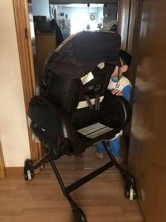 Combi Auto Swing High Chair, BB 椅