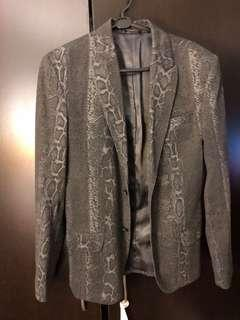 Zara men's coat size small
