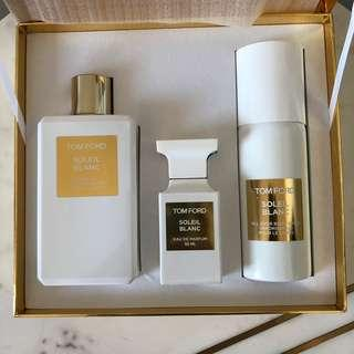 Tom Ford Private Blend Soleil Blanc Gift Set