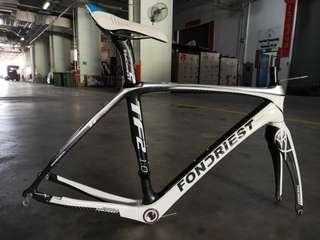 FONDRIEST TF2 1.0 Frameset 48cm