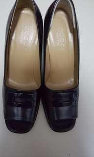 100% Real Gucci High Heels Size 37C