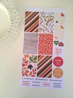 mambi sticker sheet