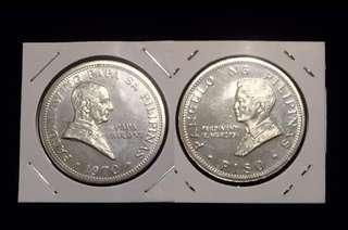 pagdalaw ni pope paulo VI 1970 non silver coins