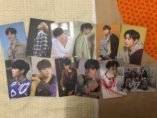 Wanna One Therefore Concert Special Gift Photocard - Loose