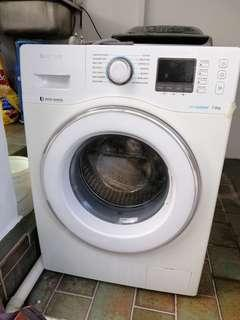 Samsung Eco Bubble Washer 7kg  WW70H5200EW/SP