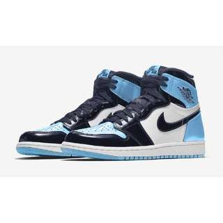 b856a51406b30f  PO  Air Jordan 1 Retro High OG UNC Patent Leather Pre-Order