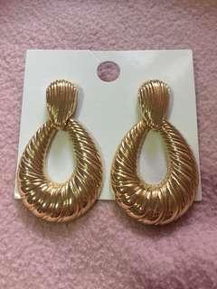 Forever 21 Gold Earrings