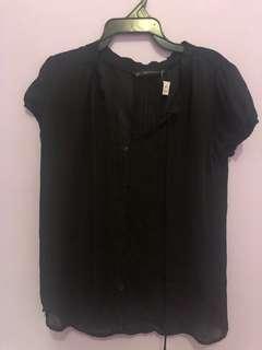 Baju hitam zara