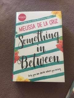 Something in Between by Melissa Dela Cruz