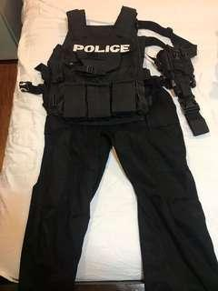 Full Police Outfit